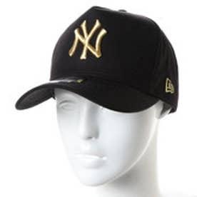 ニューエラ NEW ERA 帽子 キャップ メンズ レディース D-FRAME ブラック 11433999