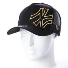 ニューエラ NEW ERA 帽子 キャップ メンズ レディース D-FRAME ブラック 11120287