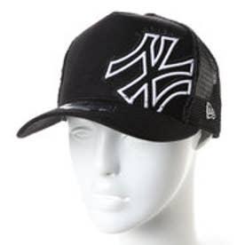 ニューエラ NEW ERA 帽子 キャップ メンズ レディース D-FRAME ブラック 11120285