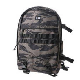 ニューエラ NEW ERA ユニセックス デイパック ニューエラ NEW ERA バッグ Smart Pack タイガーストライプカモオリーブ/ブラック 11404150