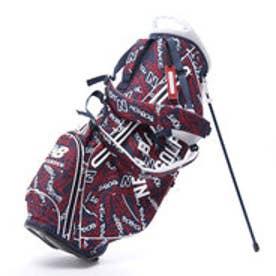 ニューバランス new balance ゴルフ キャディバッグ タギングシューズPT スタンドキャディバッグ 0128180002