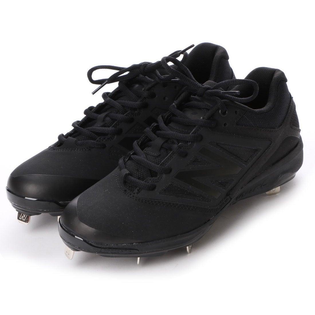 ニューバランス new balance 野球スパイク L4040V3 AK3 L4040D ブラック (ブラック×ホワイト)