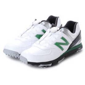 ニューバランス new balance メンズ ゴルフ ダイヤル式スパイクシューズ MGB574WG MGB574D 976