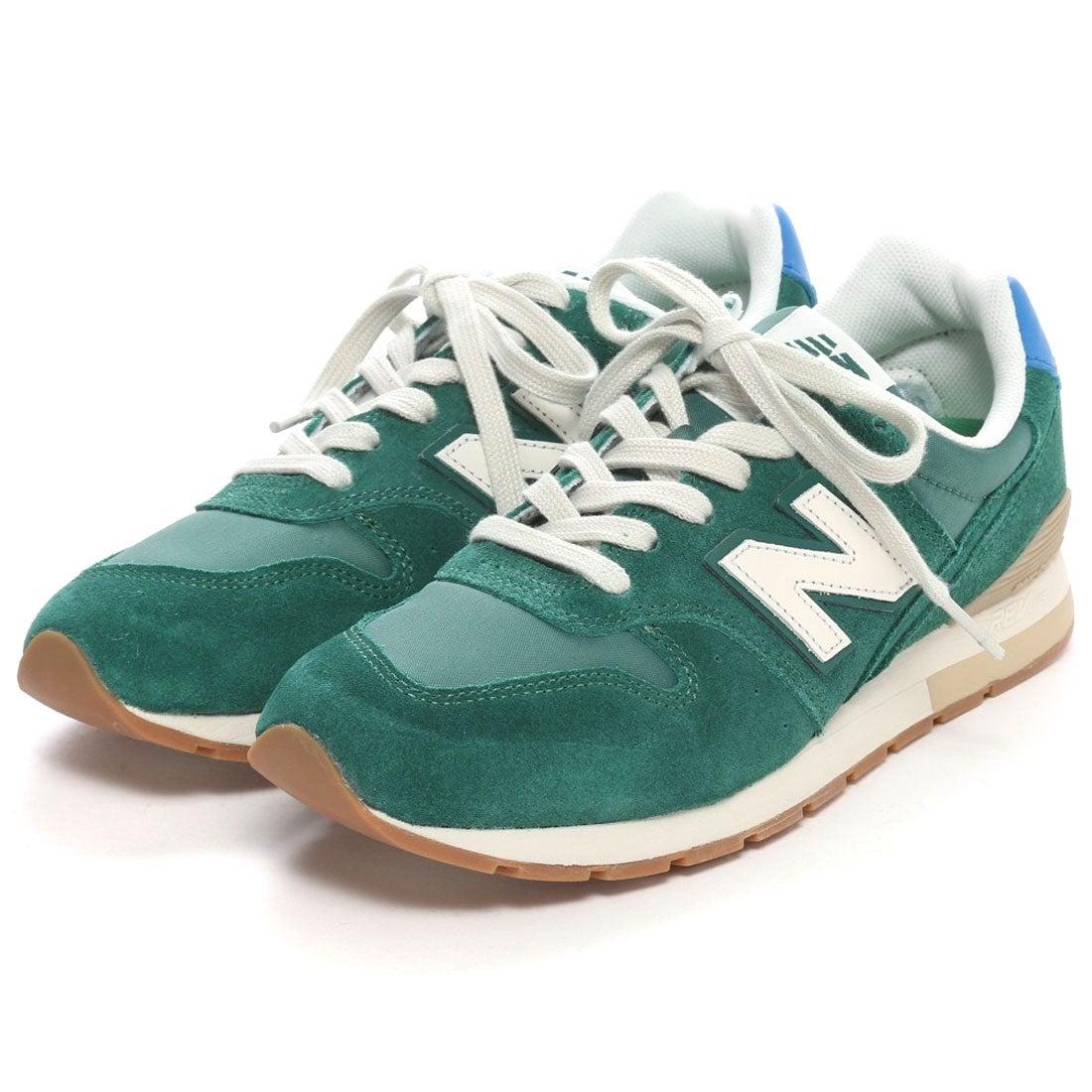 ニューバランス new balance NB MRL996GR3779カジュアルシューズ(グリーン) ,靴とファッションの通販サイト ロコンド