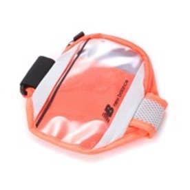 ニューバランス new balance ランニング アームポーチ アクセレレイトアームポーチ JABR6158 (ピンク)