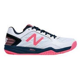 ニューバランス NEW BALANCE レディース テニス オムニ/クレー用シューズ WC100 WC100D 130