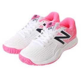 ニューバランス NEW BALANCE レディース テニス オールコート用シューズ WC696 WC6962E 135