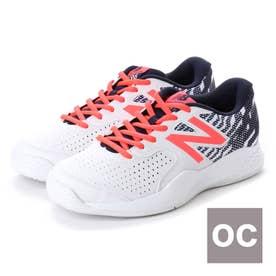 ニューバランス new balance レディース テニス オムニ クレー用シューズ WCO696 WCO6962E 122