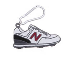 ニューバランス new balance ユニセックス ゴルフ ネームプレート シューズ型シリコンネームプレート 0128984012
