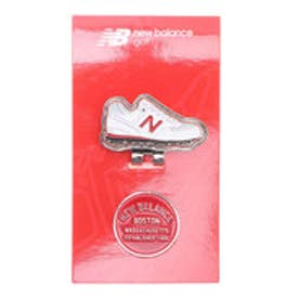 ニューバランス new balance ユニセックス ゴルフ マーカー シューズ×ロゴクリップマーカー 0128984002