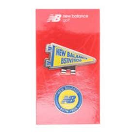 ニューバランス new balance ユニセックス ゴルフ マーカー フラッグ×NBロゴクリップマーカー 0128184016