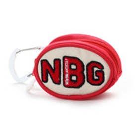 ニューバランス new balance レディース ゴルフ ラウンドポーチ NBGキャンバスボールポーチ 0128184501