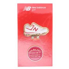 ニューバランス new balance レディース ゴルフ マーカー シューズ×ロゴゴールドクリップマーカー 0128984500
