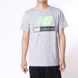 ニューバランス new balance Tシャツ ショートスリーブ ロゴボックスTシャツ AMT62616