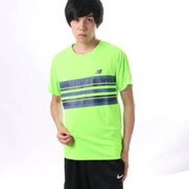 ニューバランス new balance メンズ テニス 半袖Tシャツ AMT73060