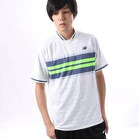 ニューバランス new balance メンズ テニス 半袖ポロシャツ MT73407