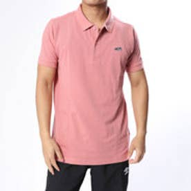 ニューバランス new balance メンズ 半袖ポロシャツ ワッペンポロシャツ JMTL8085