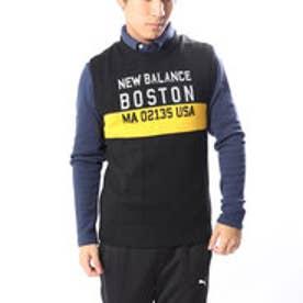 ニューバランス new balance メンズ ゴルフ ベスト BOSTONロゴ×バックストライプニットベスト 0128273003