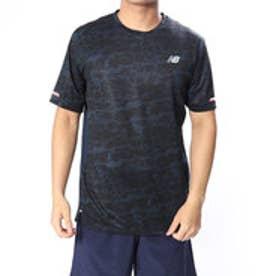 ニューバランス new balance メンズ 陸上/ランニング 半袖Tシャツ AMT81201 AMT81201