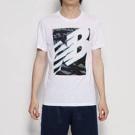ad4703a2b1a4d ニューバランス new balance メンズ テニス 半袖Tシャツ AMT91082 AMT91082