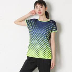 ニューバランス new balance レディース テニス 半袖Tシャツ グラフィックゲームシャツ JWTT7027