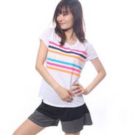 ニューバランス new balance レディース テニス 半袖Tシャツ AWT73129