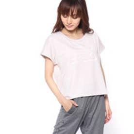 ニューバランス new balance レディース 半袖機能Tシャツ ダブルニットトレーニングルーズTシャツ JWTP8519