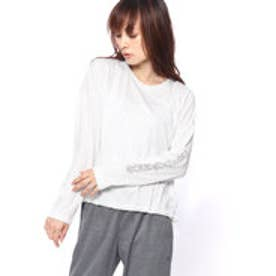 ニューバランス new balance レディース 長袖機能Tシャツ ヘザーテックロングスリーブ AWT83101