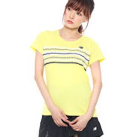 ニューバランス new balance レディース テニス 半袖Tシャツ JWTT8509