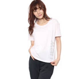 ニューバランス new balance レディース フィットネス 半袖Tシャツ ヘザーテックショートスリーブTシャツ(グラフィック) AWT73124