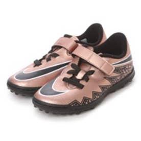 ナイキ NIKE ジュニアサッカートレーニングシューズ ジュニア ハイパーヴェノム フェイド II (V) TF 749909903 2754 (メタリックレッドブロンズ×ブラック)