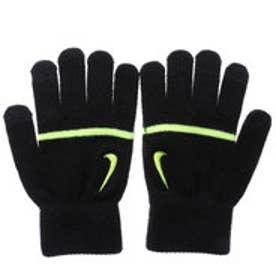 ナイキ NIKE ジュニア サッカー/フットサル 防寒手袋 ナイキ ユース ストライプニットテック&グリップグローブ CW3012-077