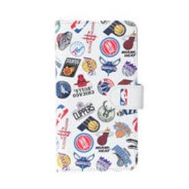 ナイキ NIKE バスケットボール ウェア/小物 手帳型スマホカバー(マルチ) ALL OVER WHT NBA32214