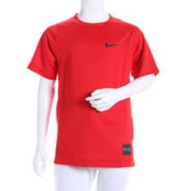 ナイキ NIKE ジュニアバスケットボールシャツ  NK 807404JエリーHS  (レッド×ブラック)