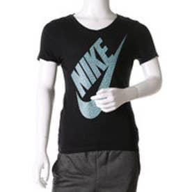 ナイキ NIKE ジュニア 半袖Tシャツ YTH ガールズ V ネック BMロゴ Tシャツ 822509010