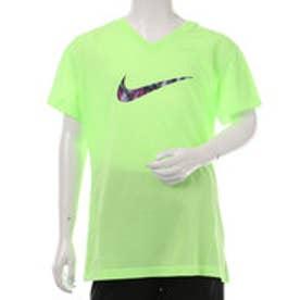 ナイキ NIKE ジュニア 半袖機能Tシャツ ナイキ YTH ガールズ ドライ スウッシュ フィル S/S Tシャツ 850542367