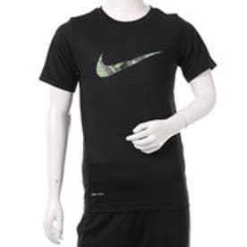 ナイキ NIKE ジュニア 半袖機能Tシャツ ナイキ YTH ドライ カーボン スウッシュ S/S Tシャツ 838813010