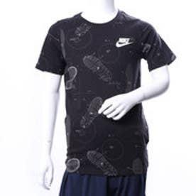 ナイキ NIKE ジュニア 半袖 Tシャツ YTH シュープリント ブループリント Tシャツ 913109010