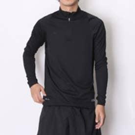 ナイキ NIKE サッカーウォームアップジャケット イグナイト ミッドレイヤー 698916-011 ブラック 8352 (ブラック)