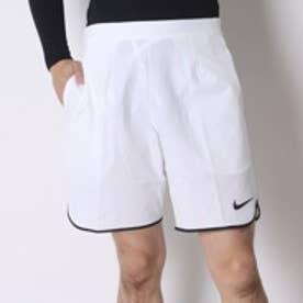 ナイキ NIKE テニスパンツ グラディエーター 9インチ ショート 728981100 ホワイト  (ホワイト)