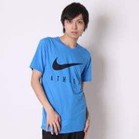 ナイキ NIKE Tシャツ ナイキ DRI-FIT ブレンド スウッシュ アスリート Tシャツ 739421-406