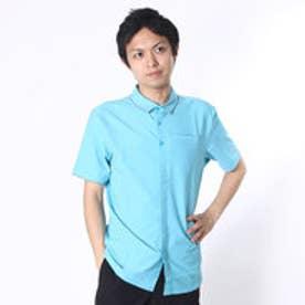 【アウトレット】ナイキ NIKE ゴルフシャツ ナイキ DRI-FIT MM フライフルボタントップ 725510 (オメガブルー)