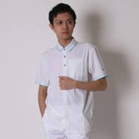 【アウトレット】ナイキ NIKE ゴルフシャツ ナイキ DRI-FIT MM フライフルボタントップ 725510 (ホワイト)