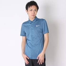 【アウトレット】ナイキ NIKE ゴルフシャツ ナイキ DRI-FIT MM フライスイングニットフレームSSポロ 725512 (フォトブルー)
