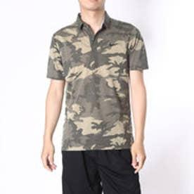 【アウトレット】ナイキ NIKE ゴルフシャツ ナイキ DRI-FITモダンフィットTR カモSSポロ 725560 (カーゴカーキ)