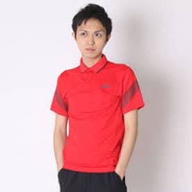 【アウトレット】ナイキ NIKE ゴルフシャツ ナイキ DRI-FIT MM フライフレーミングコマンダーSSポロ 746075 (ユニバーシティレッド)
