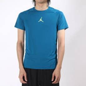 ナイキ NIKE メンズ バスケットボール 半袖Tシャツ エア ジョーダン オールシーズン フィット S/S トップ 685814301 (グリーン)