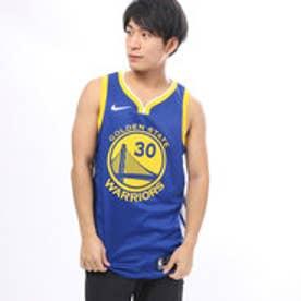 ナイキ NIKE メンズ バスケットボール ノースリーブシャツ GSW SWGMN ROAD ジャージ 864475-495