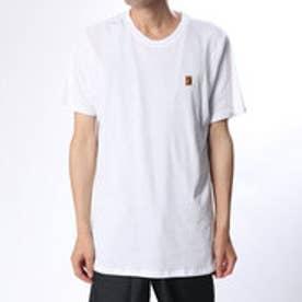 ナイキ NIKE メンズ テニス 半袖Tシャツ ナイキコート ヘリテージ アップデート Tシャツ AO8153100 (ホワイト)