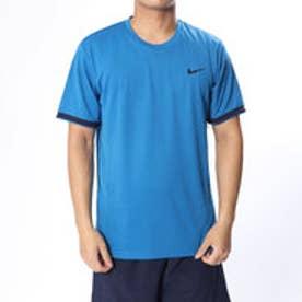 ナイキ NIKE メンズ テニス 半袖Tシャツ ナイキコート DRI-FIT チーム トップ 830928418 (ブルー)